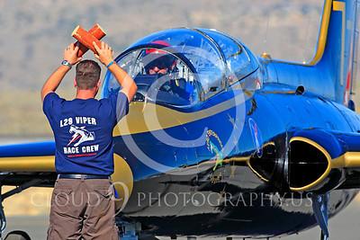 L-29 Delfin Viper 00009 Aero Vodochody L-29 Delfin Aero Enterprises Viper N29AD air racing airplane at Reno air races by Peter J Mancus