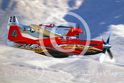 Race Airplane North American P-51 Mustang Dago Red N5410V 00038 Air racing plane North American P-51 Mustang Dago Red N5410V 2003 by Peter J Mancus