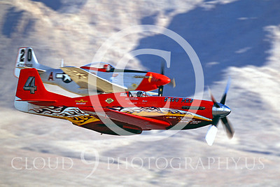 Race Airplane North American P-51 Mustang Dago Red N5410V 00020 Air racing plane North American P-51 Mustang Dago Red N5410V 2003 by Peter J Mancus