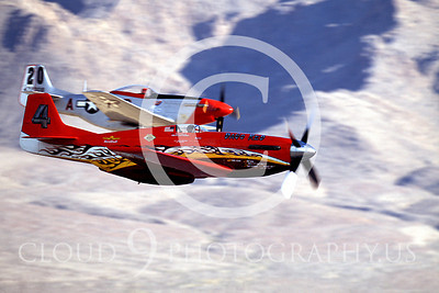 Race Airplane North American P-51 Mustang Dago Red N5410V 00002 Air racing plane North American P-51 Mustang Dago Red N5410V 2003 by Peter J Mancus