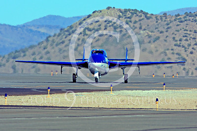 Race Airplane Vampire XG775 00007 de Havilland Vampire XG775 air racing plane at Reno air races by Peter J Mancus