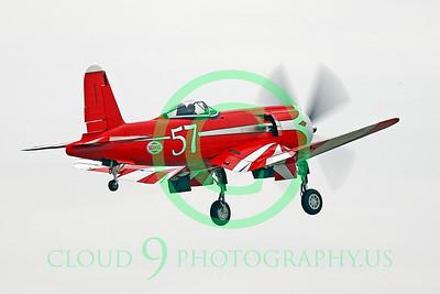 Race Airplane Goodyear F2G-2 N5588N 00010 Race Airplane Goodyear F2G-2 Corsair N5588N by Peter J Mancus