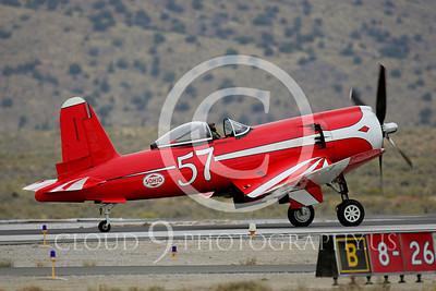 Race Airplane Goodyear F2G-2 N5588N 00009 Air racing plane Goodyear F2G-2 N5588N at Reno air races by Peter J Mancus
