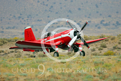 Race Airplane Goodyear F2G-2 N5588N 00003 Air racing plane Goodyear F2G-2 N5588N at Reno air races by Peter J Mancus
