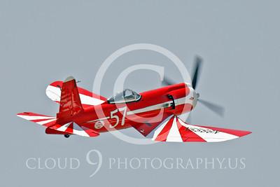 Race Airplane Goodyear F2G-2 N5588N 00014 Air racing plane Goodyear F2G-2 N5588N at Reno air races by Peter J Mancus