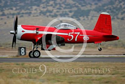 Race Airplane Goodyear F2G-2 N5588N 00007 Air racing plane Goodyear F2G-2 N5588N at Reno air races by Peter J Mancus