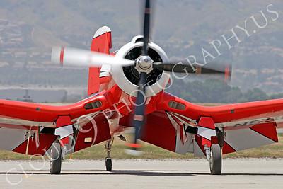 Race Airplane Goodyear F2G-2 N5588N 00027 Race Airplane Goodyear F2G-2 Corsair N5588N by Peter J Mancus