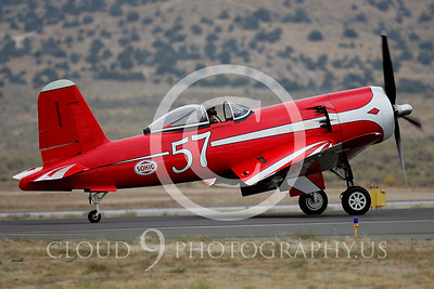 Race Airplane Goodyear F2G-2 N5588N 00013 Air racing plane Goodyear F2G-2 N5588N at Reno air races by Peter J Mancus