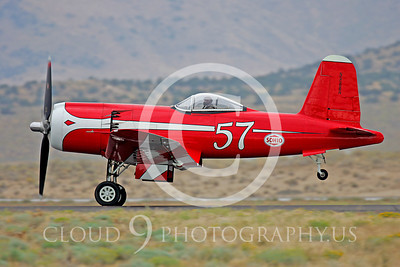 Race Airplane Goodyear F2G-2 N5588N 00001 Air racing plane Goodyear F2G-2 N5588N at Reno air races by Peter J Mancus