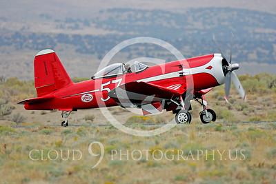 Race Airplane Goodyear F2G-2 N5588N 00011 Air racing plane Goodyear F2G-2 N5588N at Reno air races by Peter J Mancus