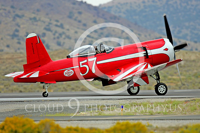 Race Airplane Goodyear F2G-2 N5588N 00005 Air racing plane Goodyear F2G-2 N5588N at Reno air races by Peter J Mancus