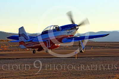 Race Airplane Miss America 00015 North American P-51 Mustang Miss America N991R at Reno air races by Peter J Mancus