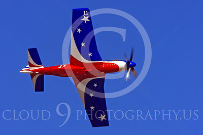 Race Airplane Miss America 00006 North American P-51 Mustang Miss America N991R at Reno air races by Peter J Mancus
