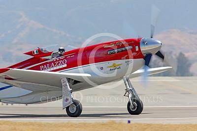 RENO 00003 North American P-51 Mustang Strega by Peter J Mancus
