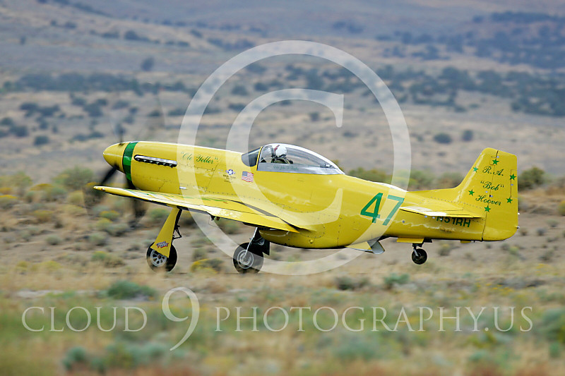 Race%20Airplane%20North%20American%20P-51%20Mustang%20Ole%20Yeller ...