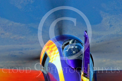 Race Airplane Rare Bear 00031 Grumman F8 Bearcat race airplane Rare Bear N777L at Reno air races by Peter J Mancus