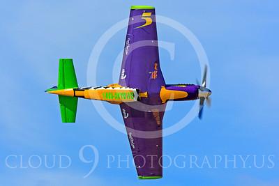 Race Airplane Voodoo 00006 North American P-51 Mustang race airplane Voodoo N551VC at Reno air races by Peter J Mancus