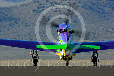 Race Airplane Voodoo 00019 North American P-51 Mustang race airplane Voodoo N551VC at Reno air races by Peter J Mancus
