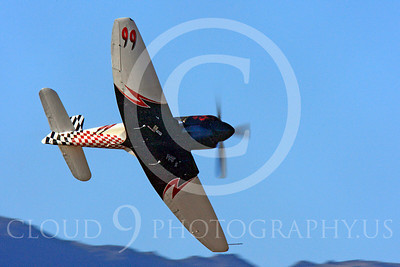 Race Airplane Riff Raff 00004 Hawker Sea Fury race airplane Riff Raff NX62143 at Reno air races by Peter J Mancus