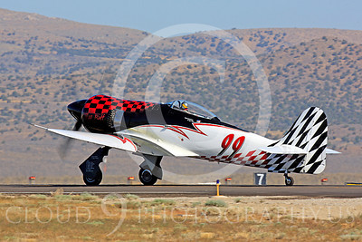 Race Airplane Riff Raff 00019 Hawker Sea Fury race airplane Riff Raff NX62143 at Reno air races by Peter J Mancus
