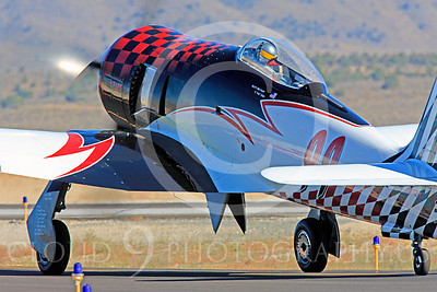 Race Airplane Riff Raff 00005 Hawker Sea Fury race airplane Riff Raff NX62143 at Reno air races by Peter J Mancus