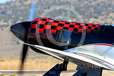 Race Airplane Riff Raff 00015 Hawker Sea Fury race airplane Riff Raff NX62143 at Reno air races by Peter J Mancus