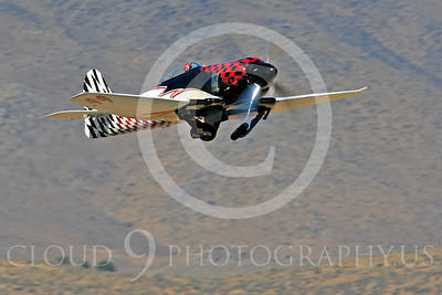 Race Airplane Riff Raff 00008 Hawker Sea Fury race airplane Riff Raff NX62143 at Reno air races by Peter J Mancus