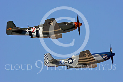Race Airplane North American P-51 Mustang Speedball Alice 00014 Air racing plane North American P-51 Mustang Speedball Alice at Reno air races by Peter J Mancus