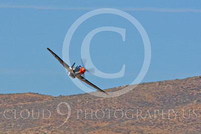 Race Airplane Speedball Alice 00064 North American P-51 Mustang race airplane Speedball Alice at Reno air races by Peter J Mancus
