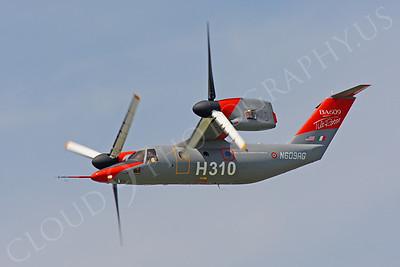 ALPP-BA609 00014 Bell Augusta BA609 Tilt Rotor N609AG by Peter J Mancus