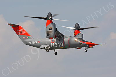 ALPP-BA609 00010 Bell Augusta BA609 Tilt Rotor N609AG by Peter J Mancus