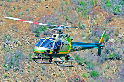HCLE 00006 Eurocopter AS 350 B2 Los Angeles Sheriff Department N968SD by Tim P Wagenknecht