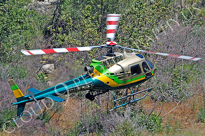 HCLE 00012 Eurocopter AS 350 B2 Los Angeles Sheriff Department N968SD by Tim P Wagenknecht
