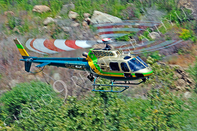 HCLE 00002 Eurocopter AS 350 B2 Los Angeles Sheriff Department N968SD by Tim P Wagenknecht