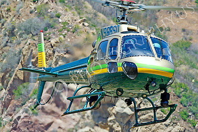 HCLE 00004 Eurocopter AS 350 B2 Los Angeles Sheriff Department N968SD by Tim P Wagenknecht