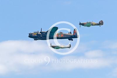 WB-Avro Lancaster 00002 British Royal Air Force by Tony Fairey