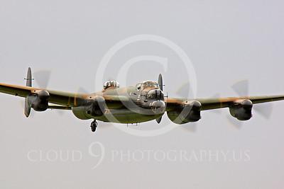 WB - Avro Lancaster 00030 Avro Lancaster British RAF markings by Peter J Mancus