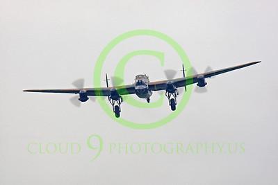 WB - Avro Lancaster 00028 Avro Lancaster British RAF markings by Peter J Mancus