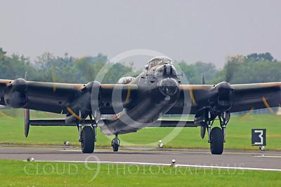 WB - Avro Lancaster 00011 Avro Lancaster British RAF markings by Peter J Mancus