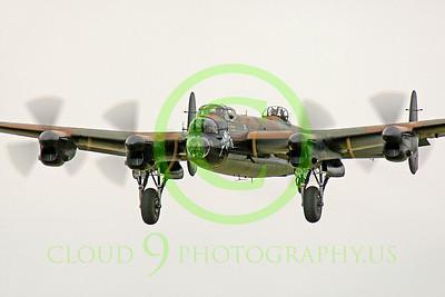 WB - Avro Lancaster 00032 Avro Lancaster British RAF markings by Peter J Mancus