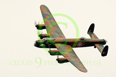 WB - Avro Lancaster 00036 Avro Lancaster British RAF markings by Peter J Mancus