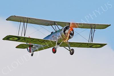 WB - Avro Tutor 00006 Avro Tutor British RAF by Tony Fairey