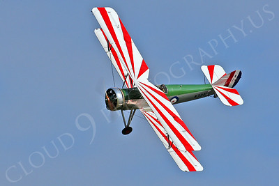 WB - Avro Tutor 00008 Avro Tutor British RAF by Tony Fairey