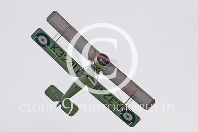 WB-Avro Tutor 00002 British Royal Air Force by Tony Fairey