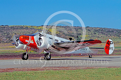 WB - Beech C-45 Expeditor 00003 Beech C-45 Expeditor by Peter J Mancus