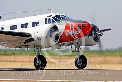 WB - Beech C-45 Expeditor 00001 Beech C-45 Expeditor by Peter J Mancus