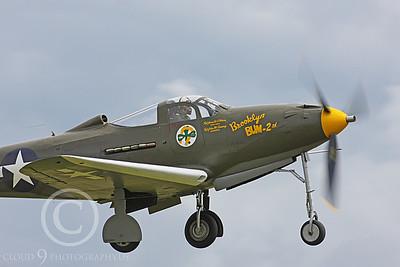 CUNWB 00060 Bell P-39Q Airacobra by Peter J Mancus
