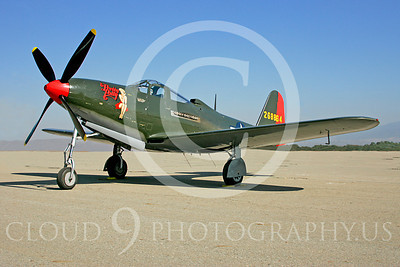 WB - P-63 00003 Bell P-63 Kingcobra Pretty Polly by Peter J Mancus