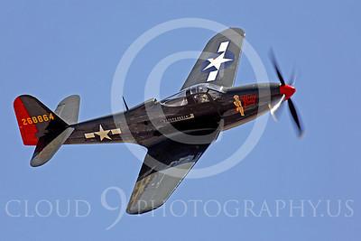 WB - P-63 00006 Bell P-63 Kingcobra Pretty Polly by Peter J Mancus