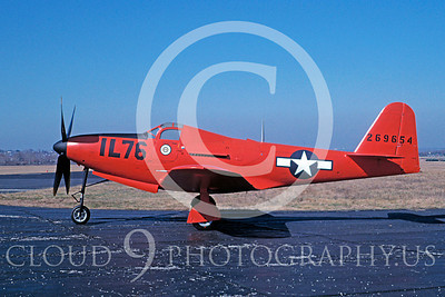 WB - P-63 00015 Bell P-63 Kingcorbra by David W Menard